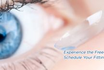 Contact Lenses / by Trillium Eye Care