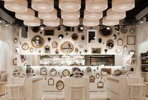 Arquitetura comercial interiores