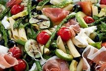Zomerse salades