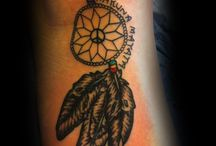 Tattoos / by Shannon Hazard