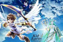 Kid Icarus and Super Smash Bros