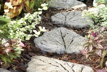Hypertufa Projects / Great Ideas for the Garden / by Ginni Cole