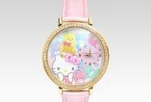 Hello Kitty Shopping / by Jennifer Long