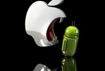 Apple x Android fight / Business struggle can be seen in funny consequences... #apple #android #iphone #google