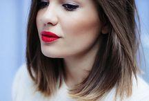 Frisyrer og hårfarger