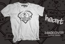 Madeover clothing