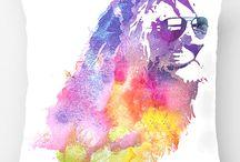 Лев & Ёж / The Lion & The Hedgehogs