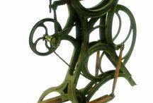 Treadle machines