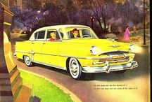 Automobile Advertisements / Auto Ads, Vintage, Classic & Modern / by John Roth
