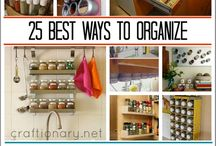 Organized & Tidy / by Kathy Dumire
