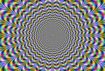 optical illusions map