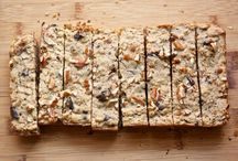 nutrition bars,bites & granola / by Gale oswald
