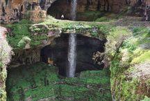 world waterfall