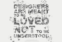 Have to have Typography / I love Typography and I am always looking for good stuff for inspiration!!