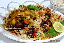 Hyderabadi Chicken Dum Biryani Recipe Step by Step
