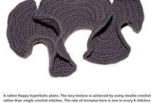 гиперболическое вязание