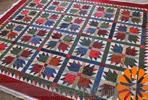 Quilts - bear paw