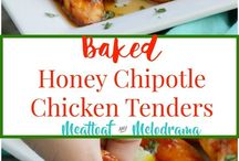 Oven Baked or Roasted Chicken Recipes