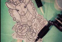 Tattoos / by Roxy Liera