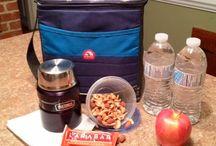Lunch ideas / by Kara Holland