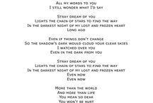VAMPS Lyrics