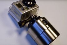 DIY GoPro Accessories and Mounts / DIY projects for the GoPro