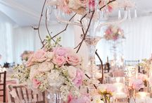 Wedding Candle Collection-Love the Mercury Containers