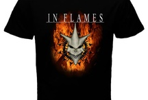 IN FLAMES Band T-shirt