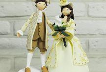 Baroque weddings
