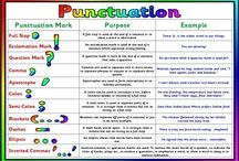 Grammar, Punctuation & Spelling / A range of resources aimed at developing students grammar, punctuation and spelling skills.