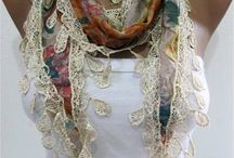 Scarves and Wraps Helps / Make you warm.  A nice fashion accessory. Covers your aging neck..lol