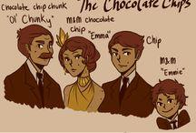 Random Cool Characters