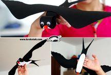 crafts - papírból