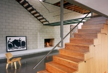 Staircase Ideas / by Vickey Harrison
