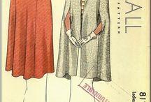 Móda historická 1920+ kreslená