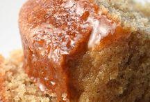 Simple Cinnamon Cake