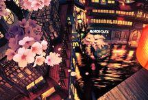 concept art Japan