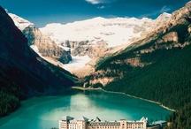 Banff National Park / Awesome world!