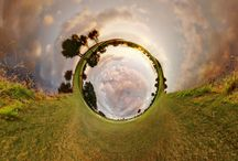 360 angles / by Esther Bartholomew