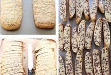 Biscotti, rusks, cookies recipes