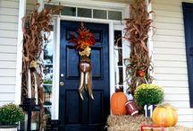 Decorate - Front Door/Porch / by Cindy Schultz
