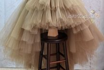 Tulle creations