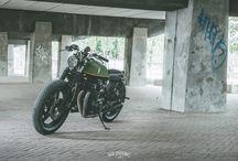 Honda CB900 Bol d'Or Cafe Racer / Cafe Racer by Wrench Kings