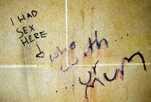 Graffiti / Graffiti that means something! / by Kelly Proudfoot