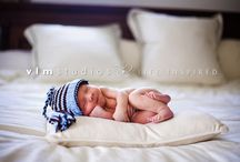 Inspired - Newborn/Infant Photography / by Tisha Pol