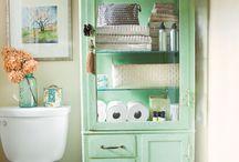 Bathroom and Laundry Ideas