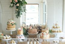 || Dessert Tables || / Delicious dessert table ideas