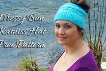 Knit and crochet pattern