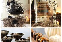 Halloween Decor/Desserts etc / by Rosalinda Cinquemani