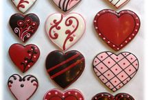 Filigree & Frost Valentine's Day Cookies